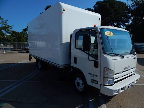 2015 Isuzu NPR HD for sale in Norfolk, VA
