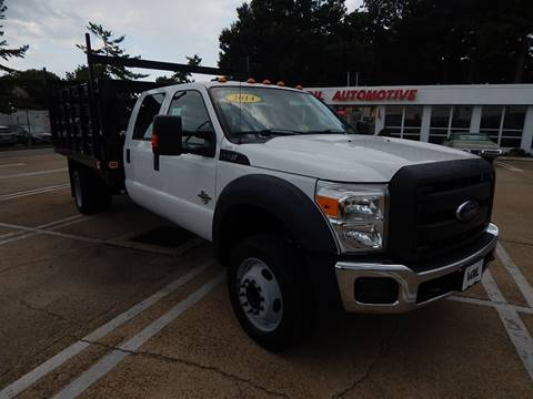2014 Ford F-550 for sale in Norfolk, VA