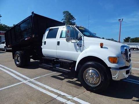 2013 Ford F-650 Super Duty for sale in Norfolk, VA