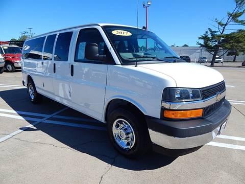 2017 Chevrolet Express Passenger for sale in Norfolk, VA
