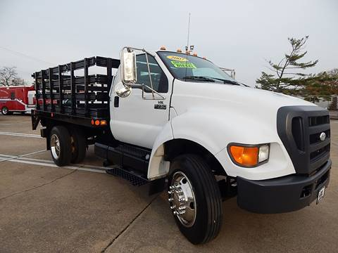 Ford F750 For Sale >> 2007 Ford F 750 For Sale In Norfolk Va