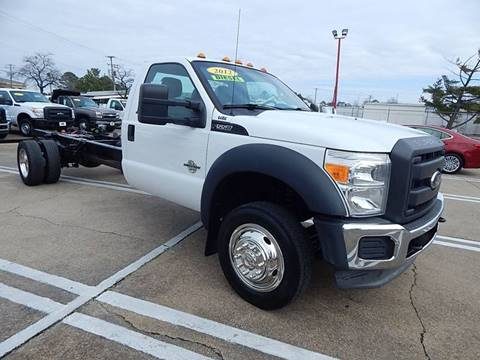 2012 Ford F-550 Super Duty for sale in Norfolk, VA