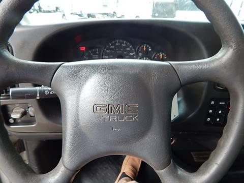 2005 GMC C7500