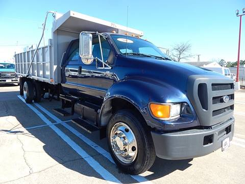 2005 Ford F-750 Super Duty for sale in Norfolk, VA