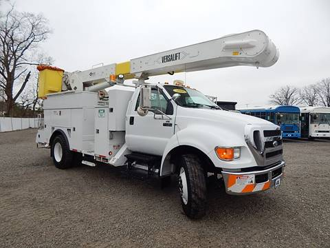 2008 Ford F-750 Super Duty for sale in Norfolk, VA
