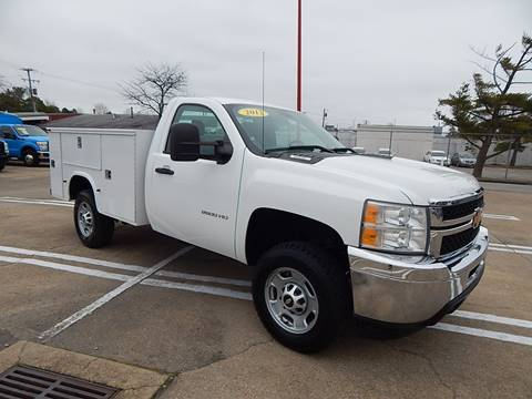 2012 Chevrolet Silverado 2500HD for sale in Norfolk, VA