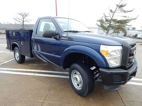 2011 Ford F-250 Super Duty for sale in Norfolk, VA