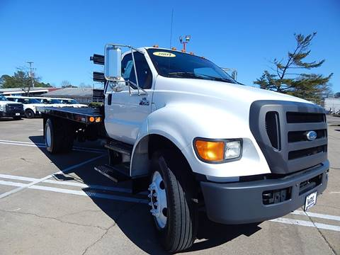 2009 Ford F-750 Super Duty for sale in Norfolk, VA