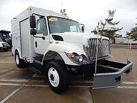 2008 International WorkStar 7300 for sale in Norfolk, VA