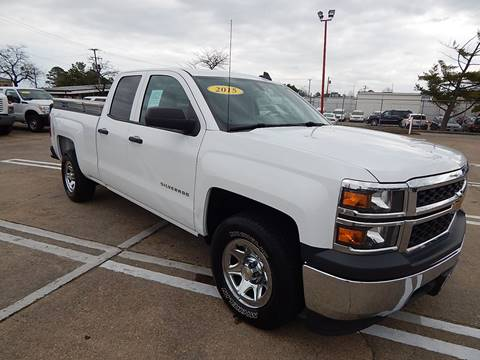 2015 Chevrolet Silverado 1500 for sale in Norfolk, VA
