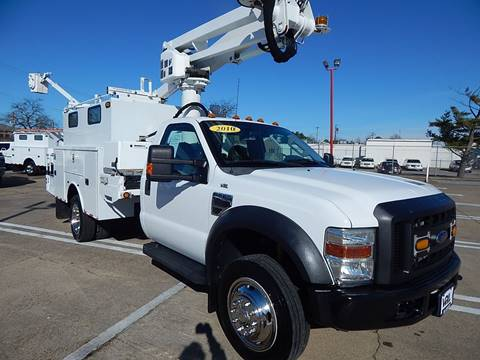 2010 Ford F-550 Super Duty for sale in Norfolk, VA