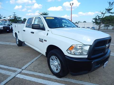 Utility Trucks For Sale >> 2014 Ram Ram Pickup 2500 For Sale In Norfolk Va