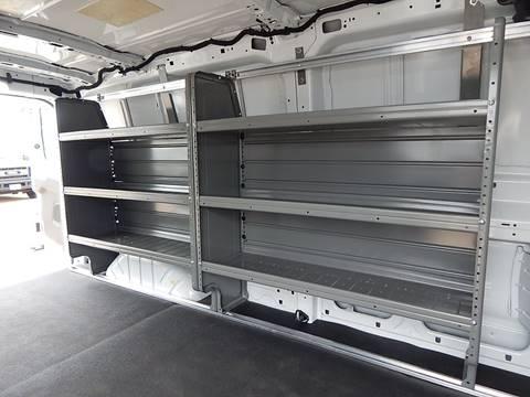 2019 Ford Transit Cargo 250 3dr Lwb Low Roof Cargo Van W