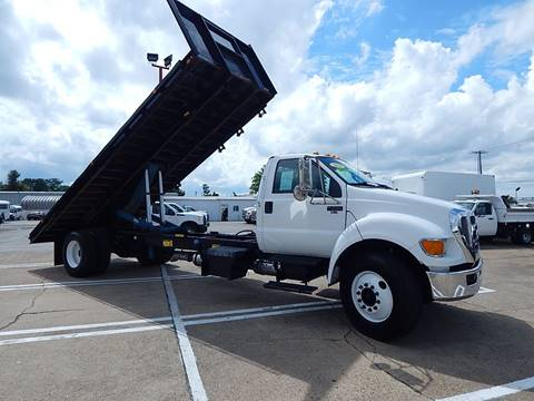 2011 Ford F-750 Super Duty for sale in Norfolk, VA