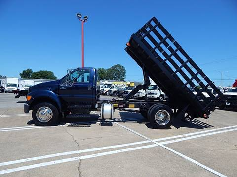 2007 Ford F-750 Super Duty for sale in Norfolk, VA