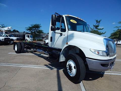 2016 International DuraStar 4300 for sale in Norfolk, VA