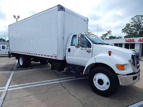 2015 Ford F-750 Super Duty for sale in Norfolk, VA