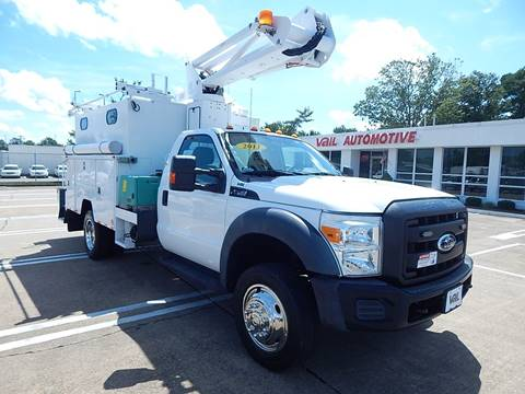2011 Ford F-550 Super Duty for sale in Norfolk, VA