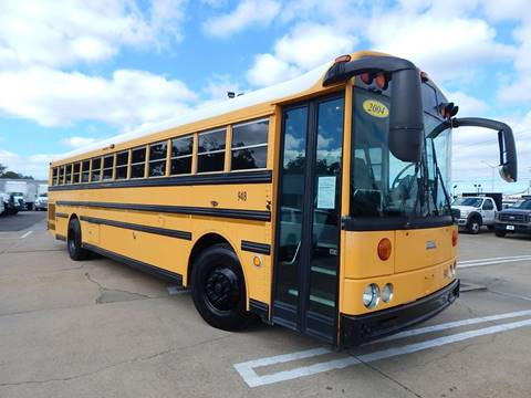 2004 Thomas Built Buses Saf-T-Liner HDX for sale in Norfolk, VA