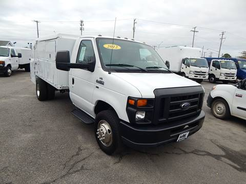 2012 Ford E-Series Chassis for sale in Norfolk, VA
