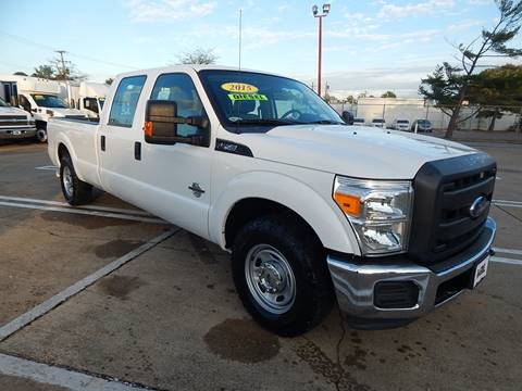 2015 Ford F-250 Super Duty XL for sale at Vail Automotive in Norfolk VA