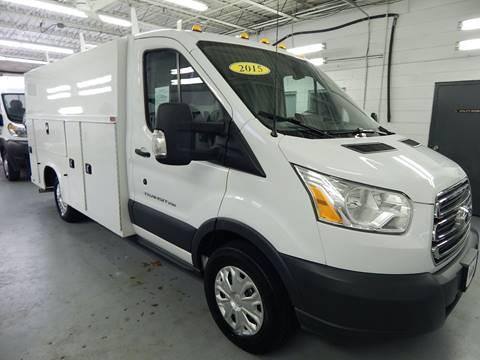 Ford Transit Cutaway >> 2015 Ford Transit Cutaway For Sale In Norfolk Va