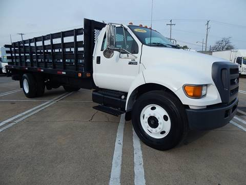 2006 Ford F-750 Super Duty for sale in Norfolk, VA