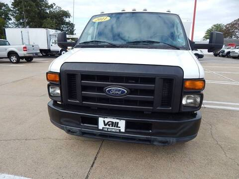 2011 Ford E-Series Chassis