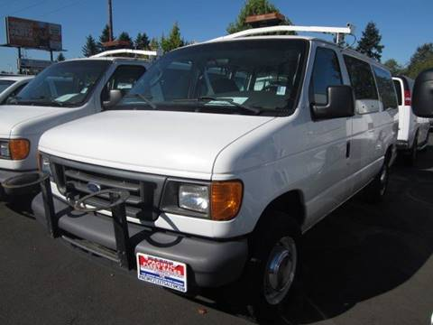 2006 Ford E-Series Wagon for sale in Kent, WA