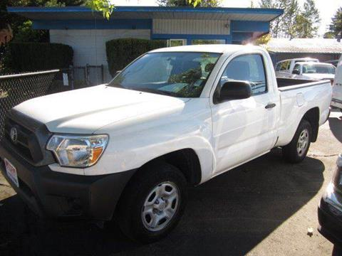 2013 Toyota Tacoma for sale in Kent, WA