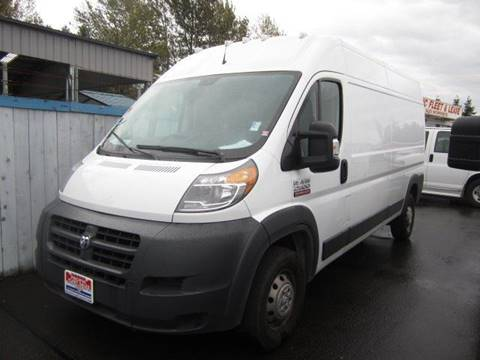 2017 RAM ProMaster Cargo for sale in Kent, WA