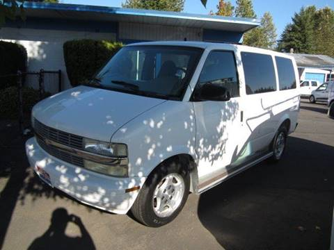 2005 Chevrolet Astro for sale in Kent, WA