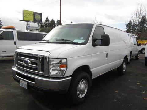 2012 Ford E-Series Cargo for sale in Kent, WA