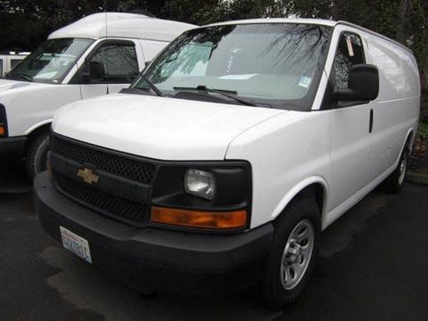 2014 Chevrolet Express Cargo for sale in Kent, WA