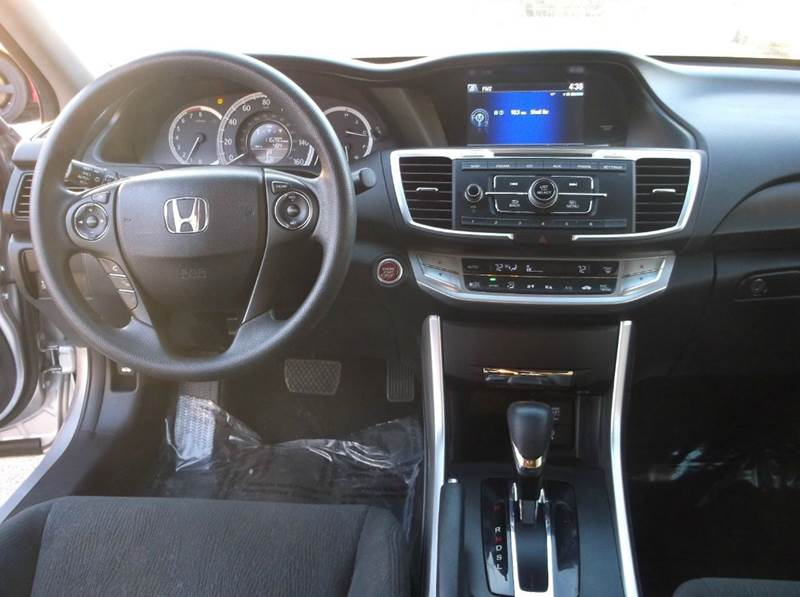 2013 Honda Accord Ex 4dr Sedan Cvt In Troy Oh Buckeye Motors