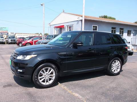 land rover for sale in troy oh. Black Bedroom Furniture Sets. Home Design Ideas