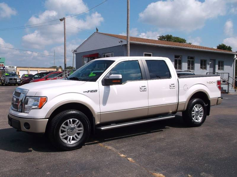 Ford F  Xdr Supercrew Styleside   Ft Sb Troy