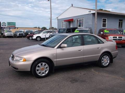 2001 Audi A4 for sale in Troy, OH