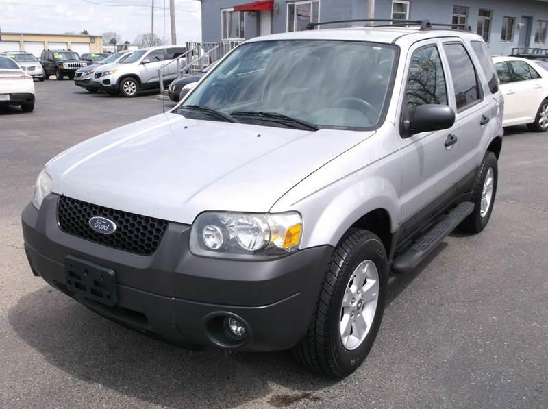 Ford Escape XLT Dr SUV In Troy OH Buckeye Motors - 2005 escape