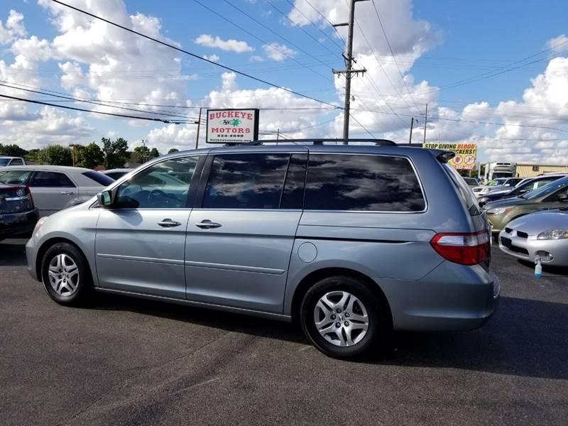 2005 Honda Odyssey EX L 4dr Mini Van W/DVD   Troy OH
