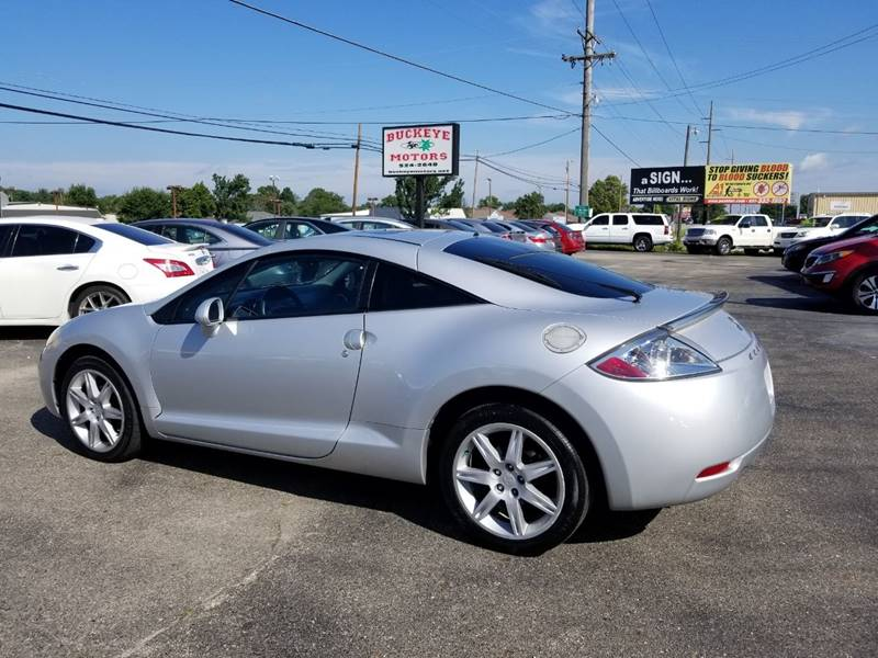 2006 Mitsubishi Eclipse Gt 2dr Hatchback Wautomatic In Troy Oh