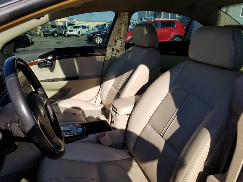 2009 Saturn Aura XR V6 4dr Sedan In Troy OH - Buckeye Motors