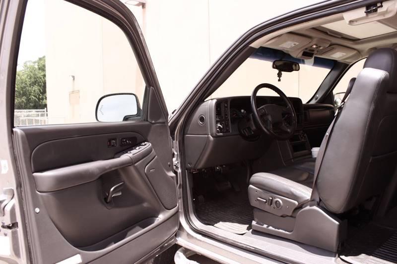 2006 Chevrolet Silverado 1500 LT3 4dr Extended Cab 4WD 6.5 ft. SB - Houston TX