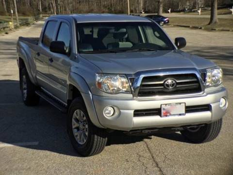 2007 Toyota Tacoma for sale in Houston, TX