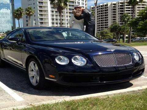 2007 Bentley Continental GT for sale in Houston, TX