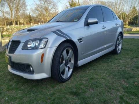 2009 Pontiac G8 for sale in Houston, TX
