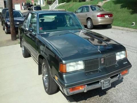 1988 Oldsmobile Cutlass for sale in Houston, TX