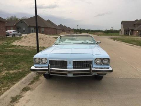1973 Oldsmobile Eighty-Eight for sale in Houston, TX