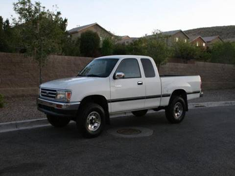 1996 Toyota T100 for sale in Houston, TX
