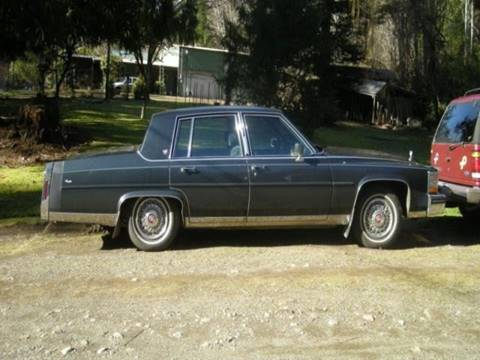 1987 Cadillac Brougham for sale in Houston, TX